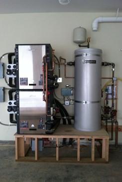 Propane Boiler For Radiant Heat