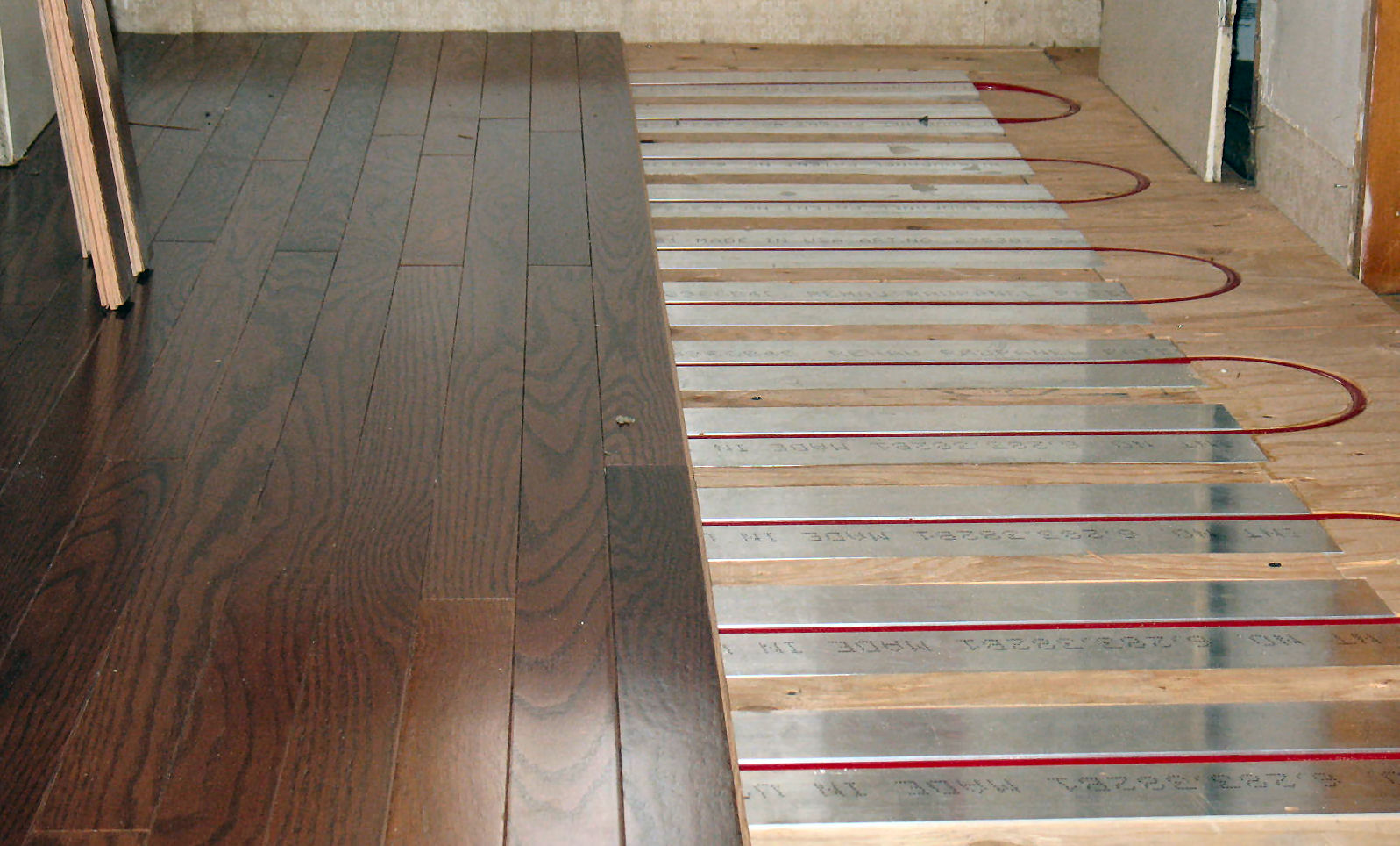 Install Radiant Floor Heating